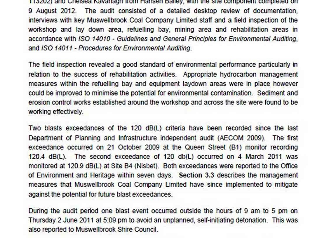 The Compliance Audit Report Templates