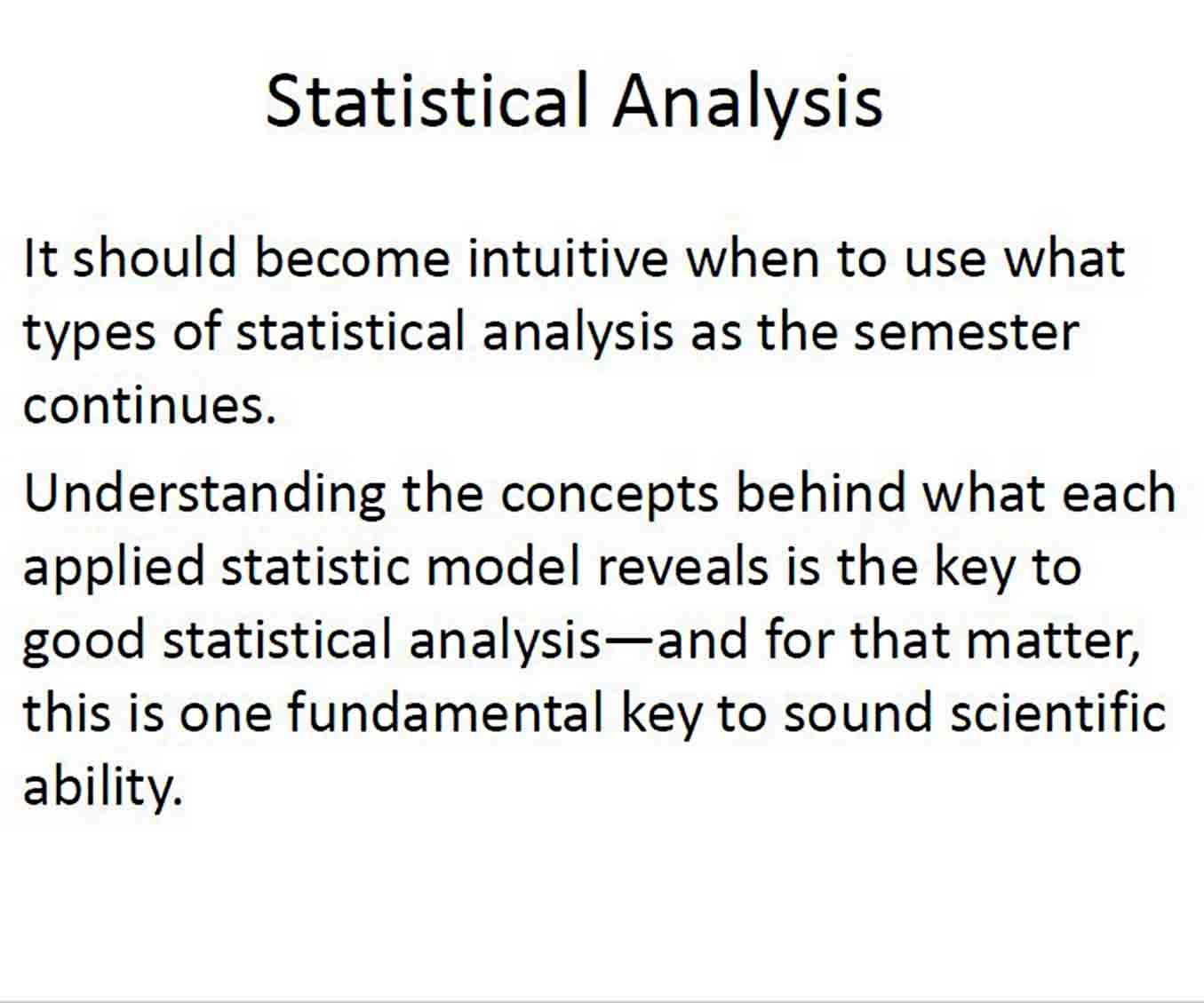Analytical Chemistry Lab Report sample